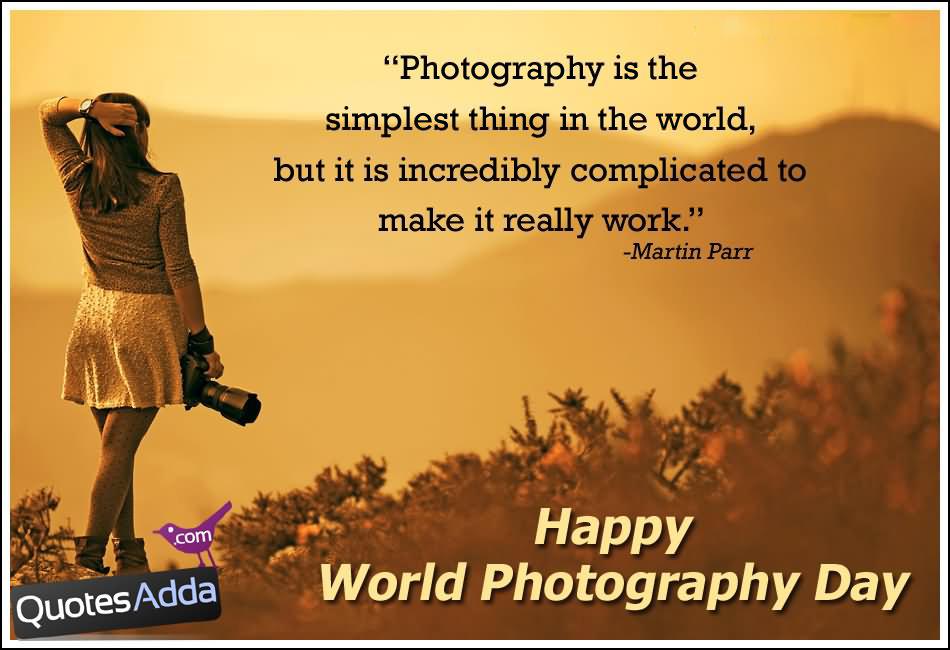 celebrate Photography Day