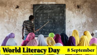 World Literacy Day 2019