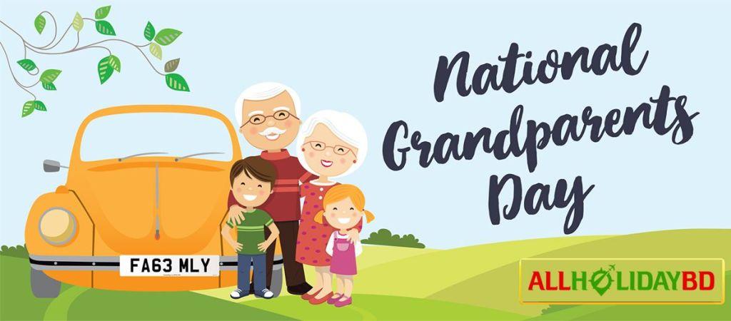 Happy Grandparents Day Image 2019