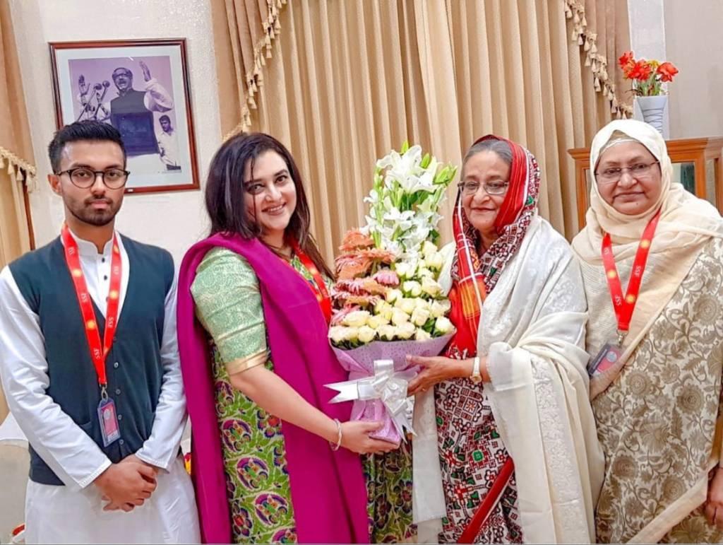 Faraaz Karim Chowdhury Mother
