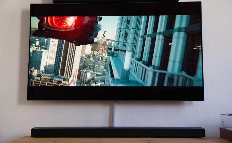 Samsung HW-N650 soundbar – Panoramic Film Sound