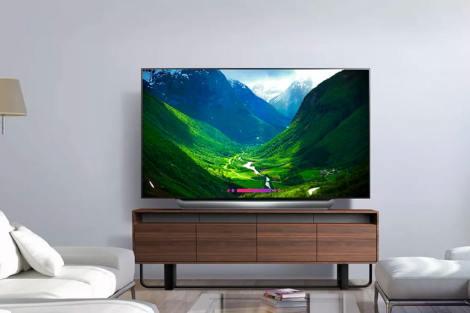 LG 2018 OLED TV line-up