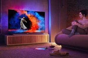 Philips 2018 OLED TV line-up