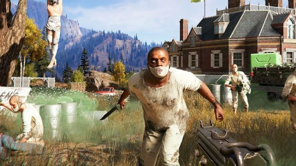 Far Cry 5 Update Solves Problems And Brings New Items And Far Cry Arcade Assets
