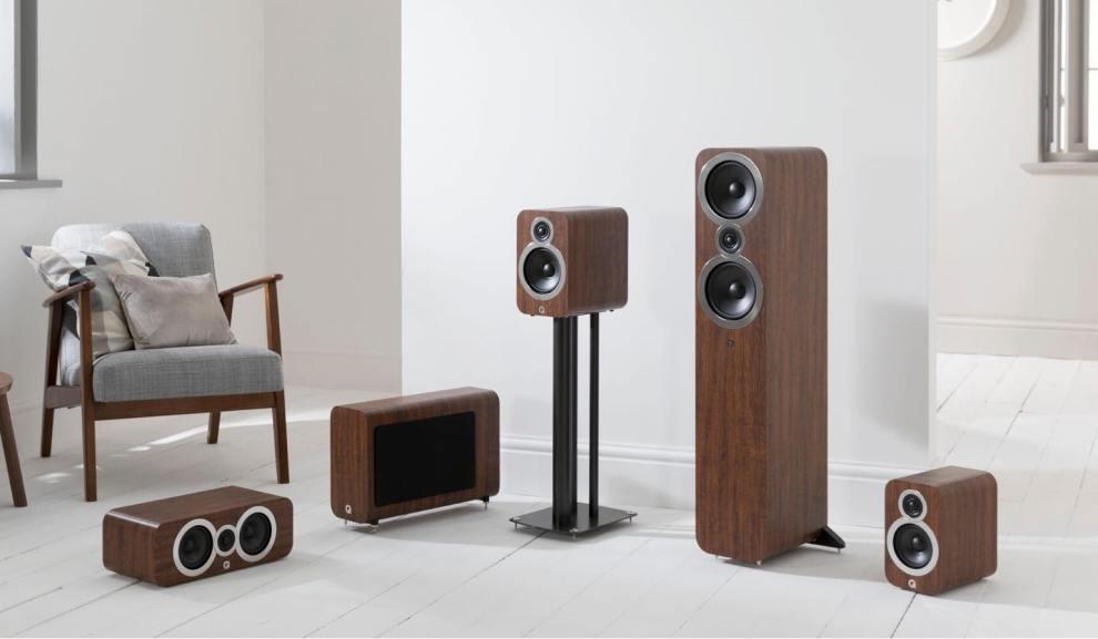 Q Acoustics 3000i