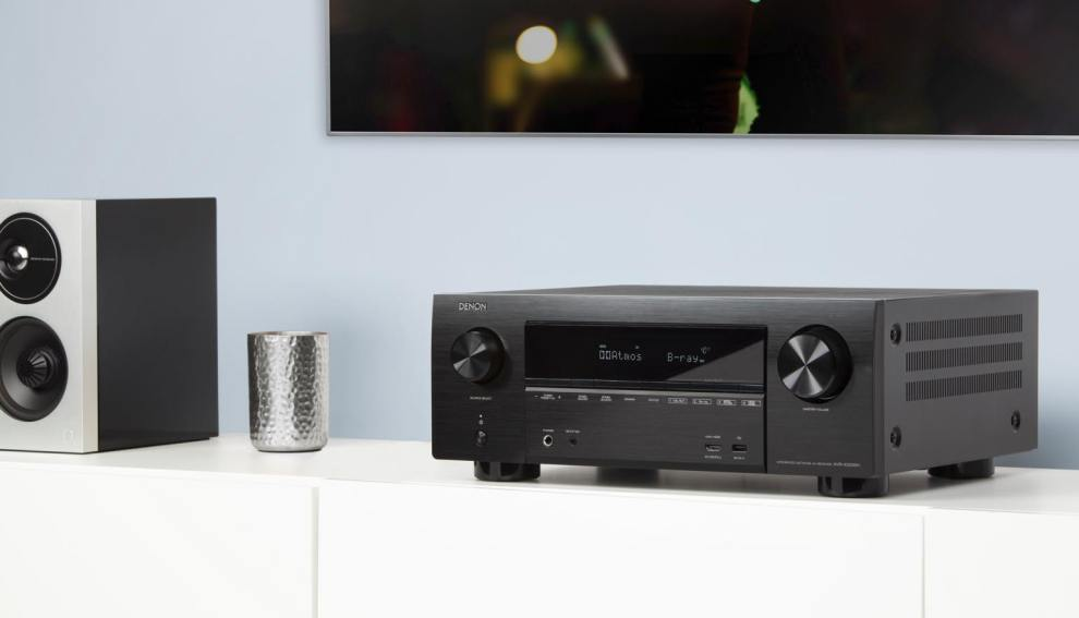 Denon launches AVR-X3500H and AVR-X4500H AV receivers