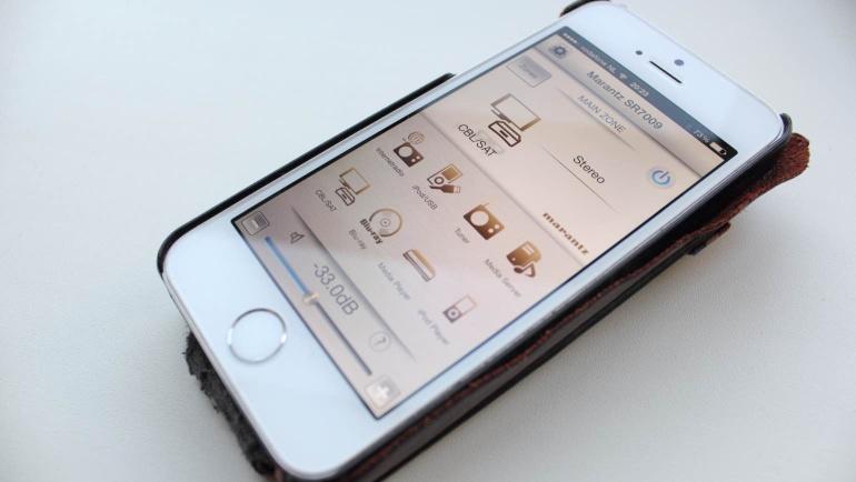 Marantz-SR7009 review app