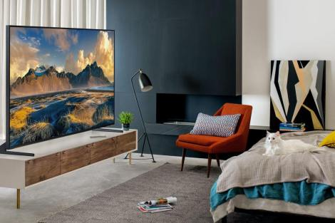 Samsung launches Q900R series 8K QLED Television with AI