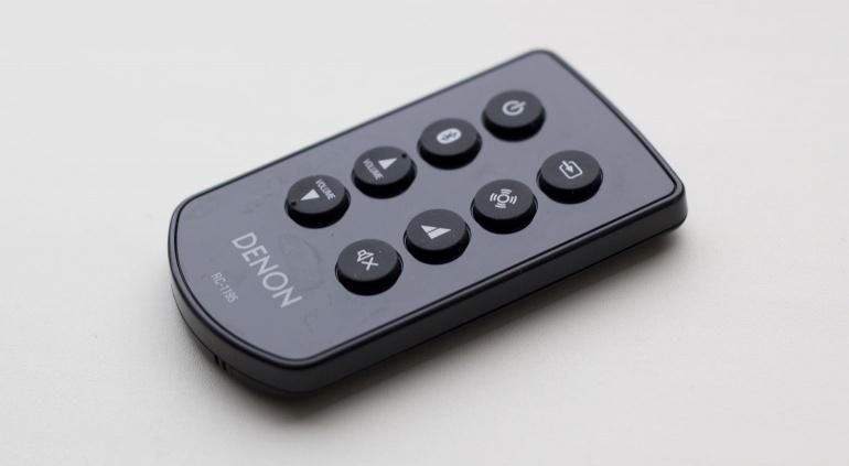 Denon-CEOL-Carino-remote