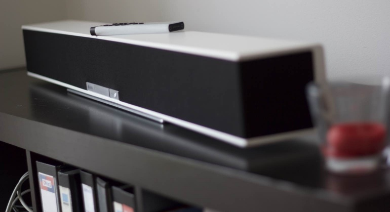 Raumfeld soundbar review-3