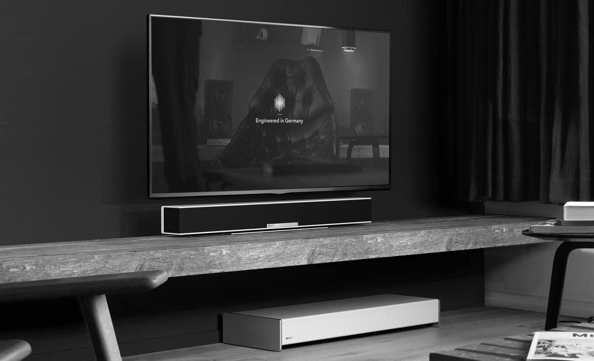 Raumfeld Soundbar Review