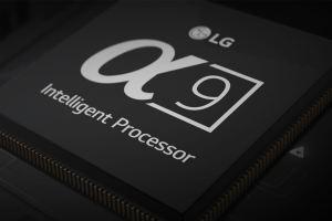 Alpha 9 processor