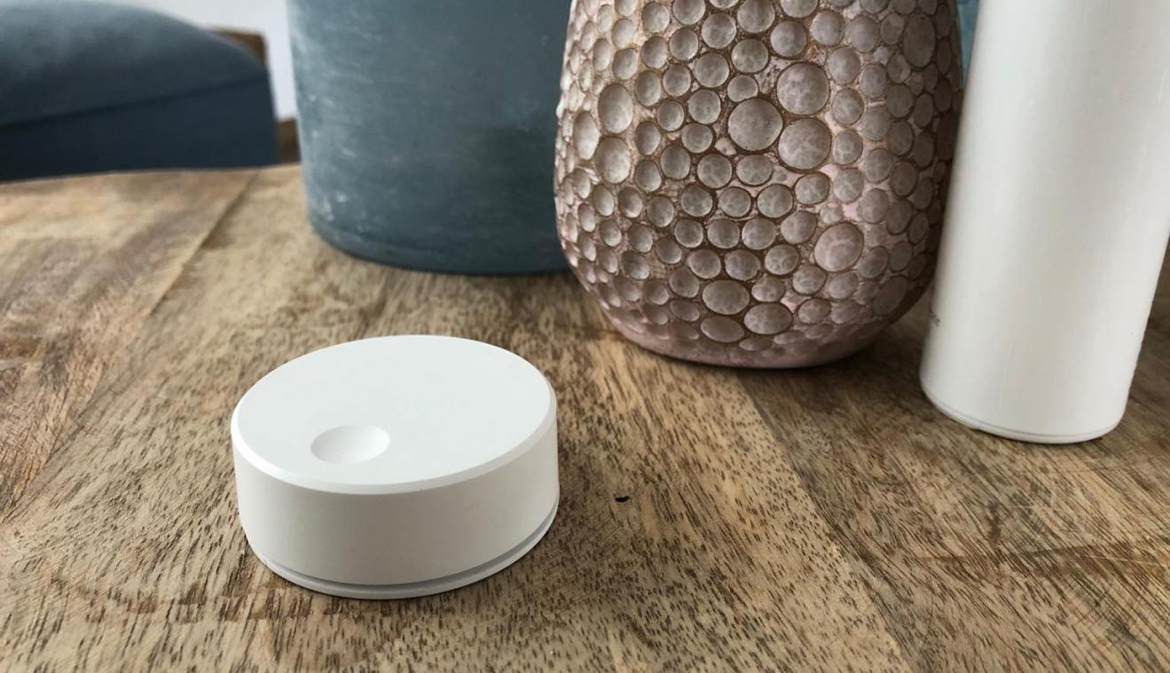 IKEA Symfonisk with Sonos remote control