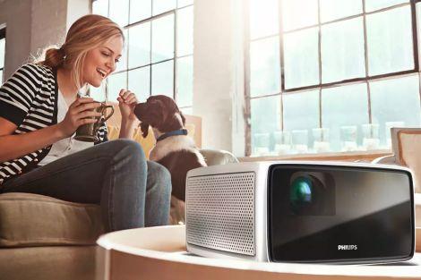 Philips Screeneo S4 Projector