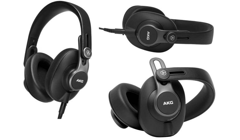 AKG K371 headphones