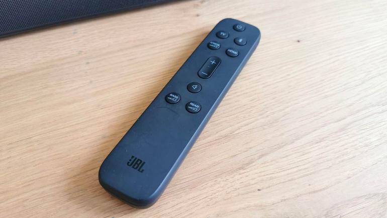 JBL Bar 9.1 Soundbar remote