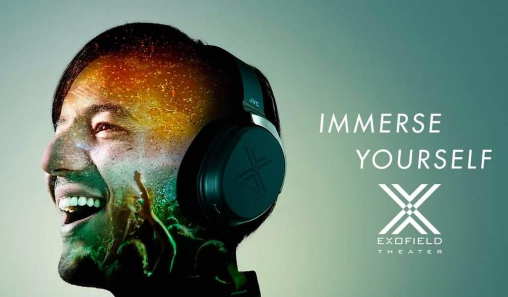 JVC XP-EXT1 headphones