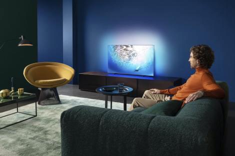 Three OLED TVs comparison