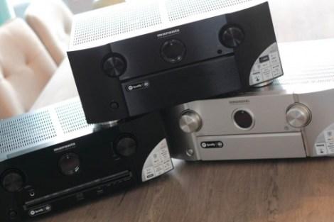 What is an AV receiver