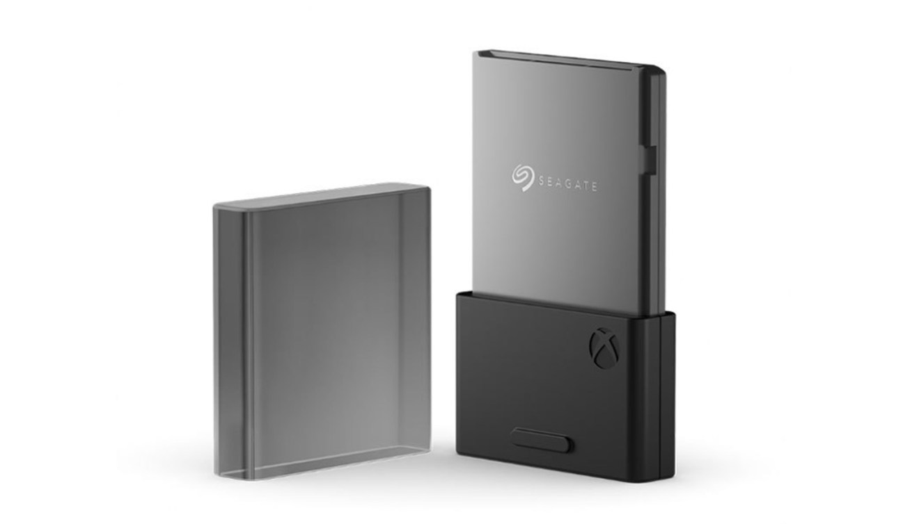 Xbox Series X works with external SSDs