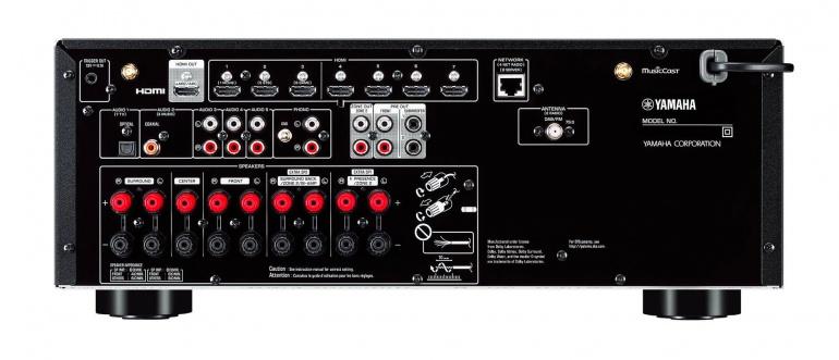 Yamaha RX-V6A av-receiver