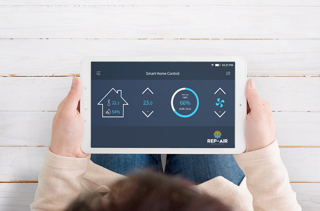 smart home air conditioning