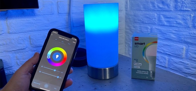 HEMA smart lighting