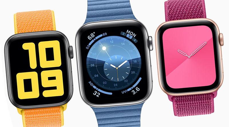 The Apple Watch 6