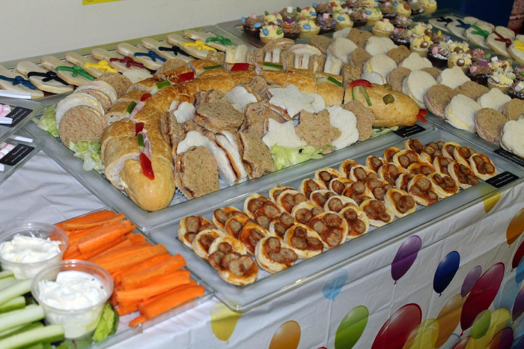 birthday party food kids