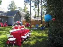 Outdoor Birthday Party Game Ideas