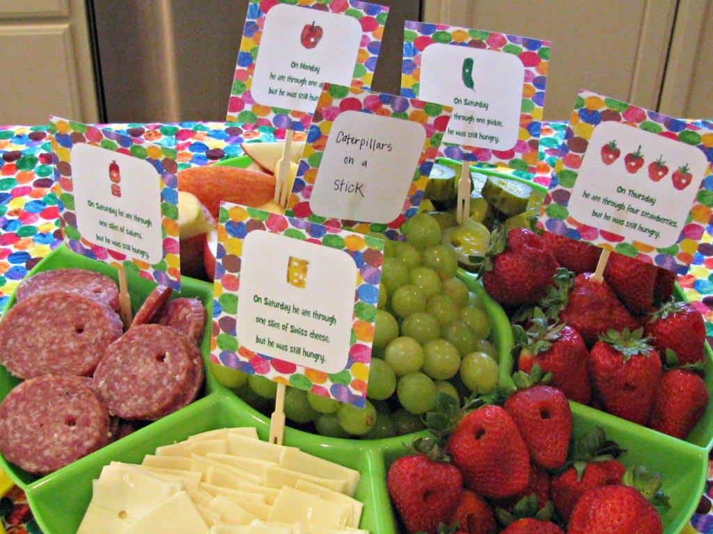 Fairy Birthday Party Food Ideas