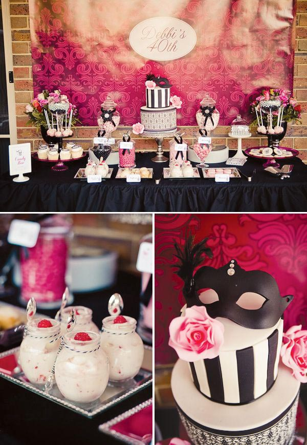 Cool Birthday Party Themes For Adults Home Party Ideas