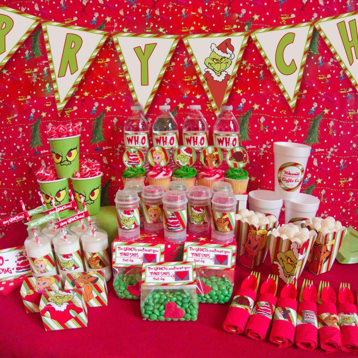 fun christmas party themes