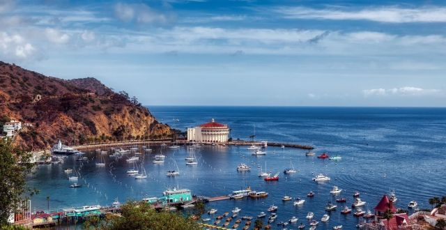 Why Catalina Island In California Best Romantic Honeymoon Destinations