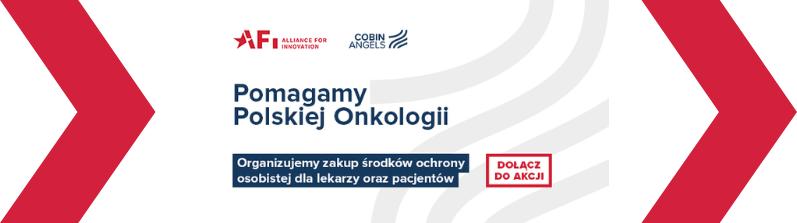 Pomagamy polskiej onkologii