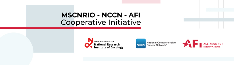 PRESS RELEASE: Cooperative initiative aiming at supporting and improving Polish oncological guidelines