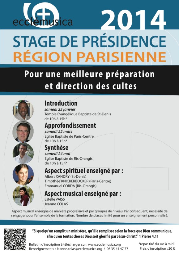 Stage-presidence