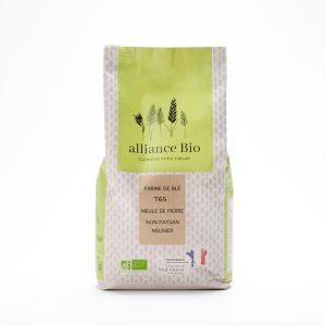 Vente en ligne minoterie farine de blé ancien tradition T65