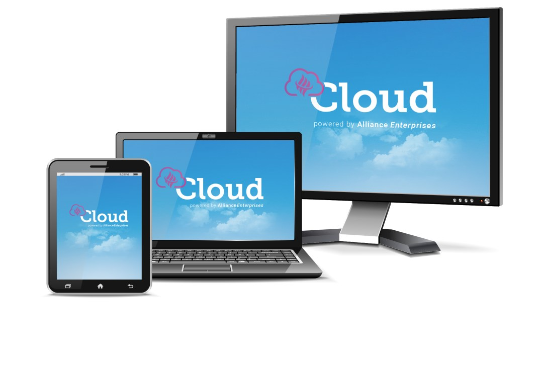 Cloud Services screens