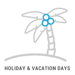Holiday & Vacation Days