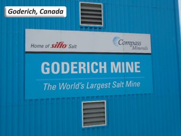 Goderich, Canada