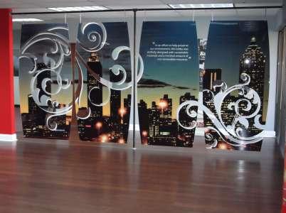 Acrylic Wall