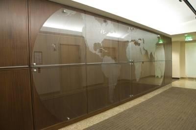 Experiential Hallway