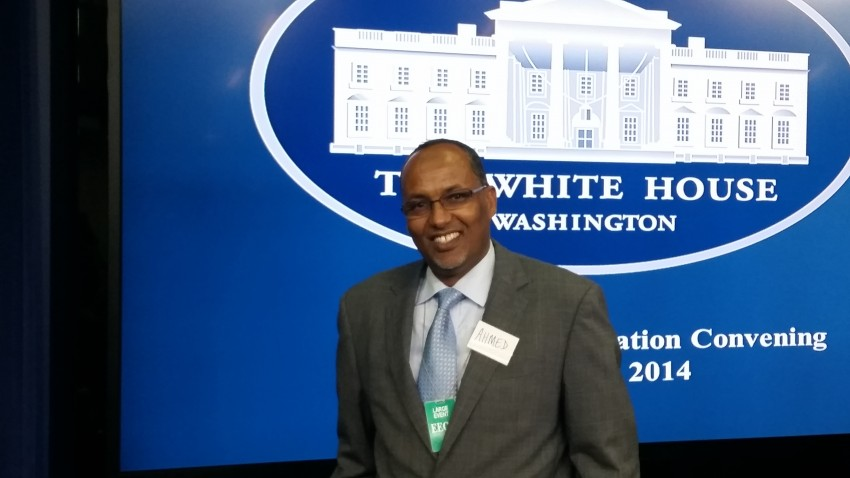 Ahmed in DC