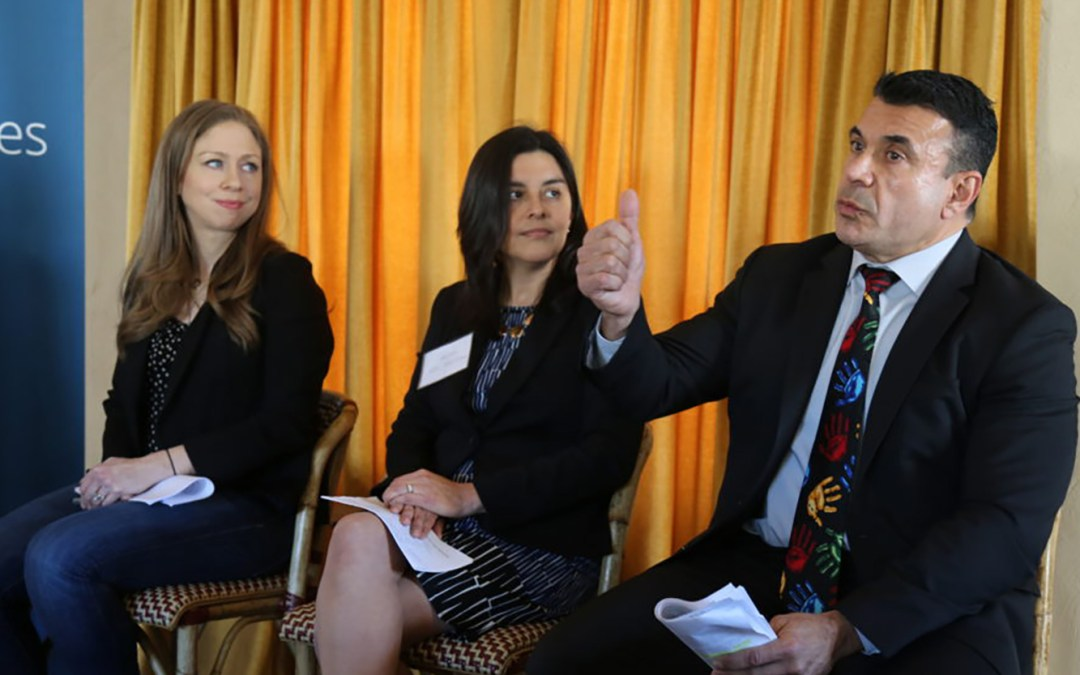 Chelsea Clinton joins talks on Child Welfare, Juvenile Justice at SD Philanthropy Roundtable
