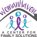 logo for woman haven