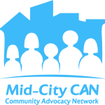logo for Mid-City CAN