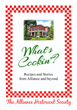 What's Cookin'? historical cookbook of Alliance
