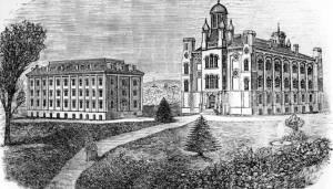 Chapman and Miller Halls