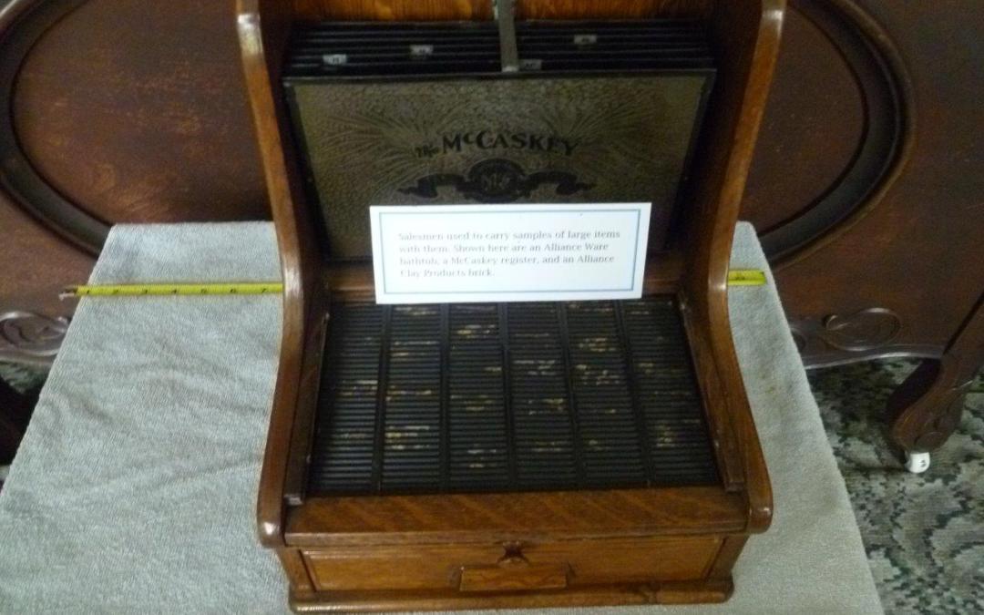 McCaskey Register